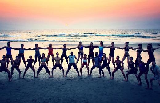yoga+madrid+templo+debod+septiembre